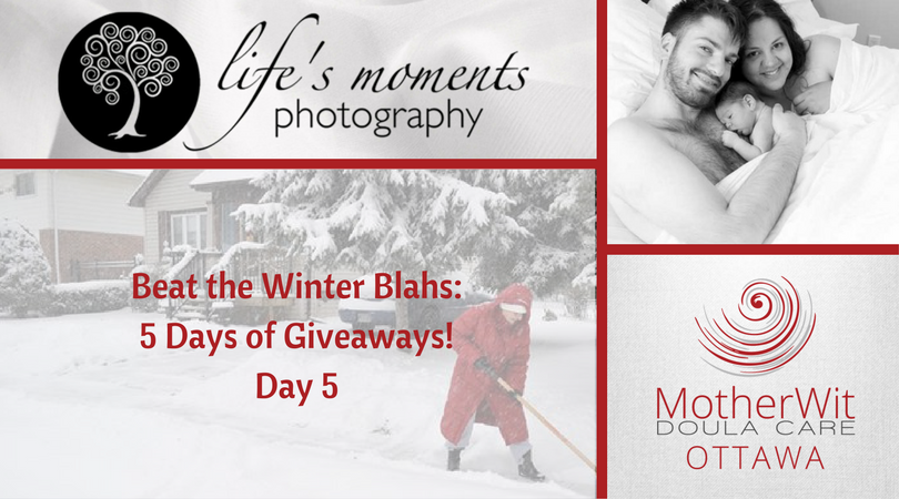 Beat the Winter Blahs: 5 Days of Giveaways! Day 5