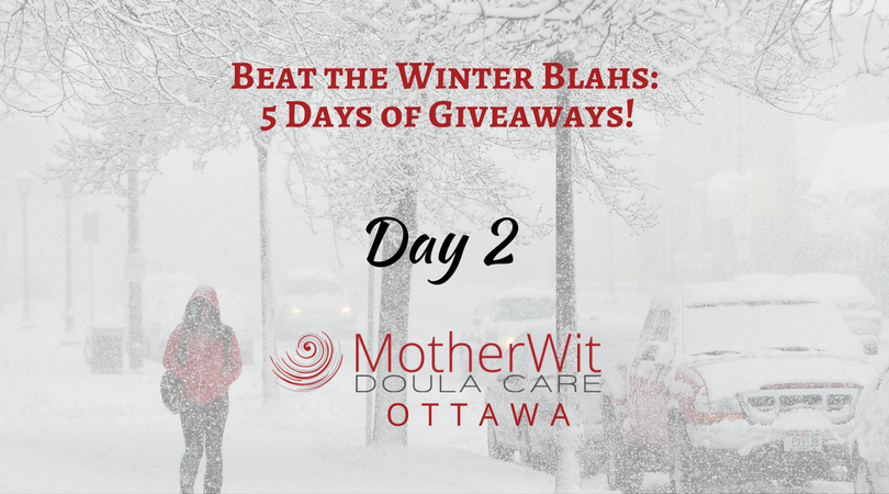 Beat the Winter Blahs: 5 Days of Giveaways! Day 2
